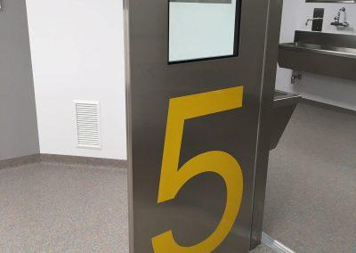 puertas para espacios quirúrgicos
