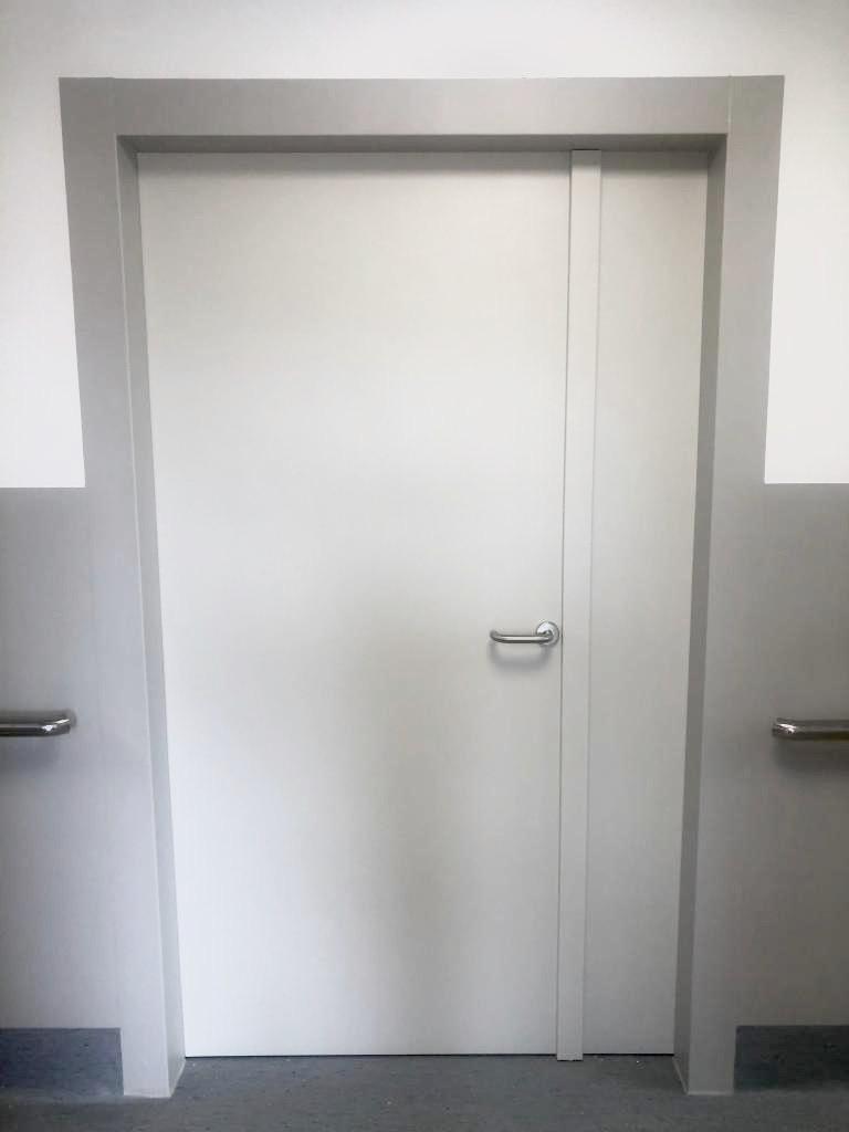 puertas de alta resistencia