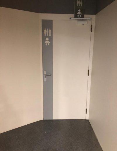 Puertas fabricadas para resistir a todo clase de impactos y arañados - Protectwall